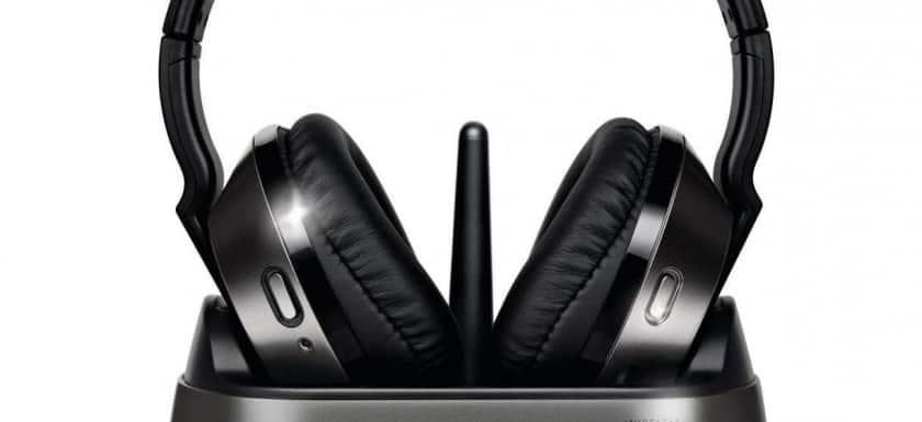 Słuchawki bezprzewodowe do telewizora