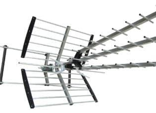 Antena dvb-t zewnętrzna