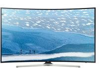 Telewizor 40-50 cali z zakrzywionym ekranem Samsung UE49KU6172U