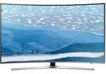 Telewizor 40-50 cali z zakrzywionym ekranem Samsung UE49KU6650SXXH