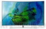 Telewizor z zakrzywionym ekranem Samsung QE55Q8CAM