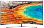 Telewizor 4K z zakrzywionym ekranem Samsung UE65MU9002